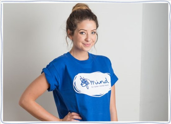Zoella for Mind Charity