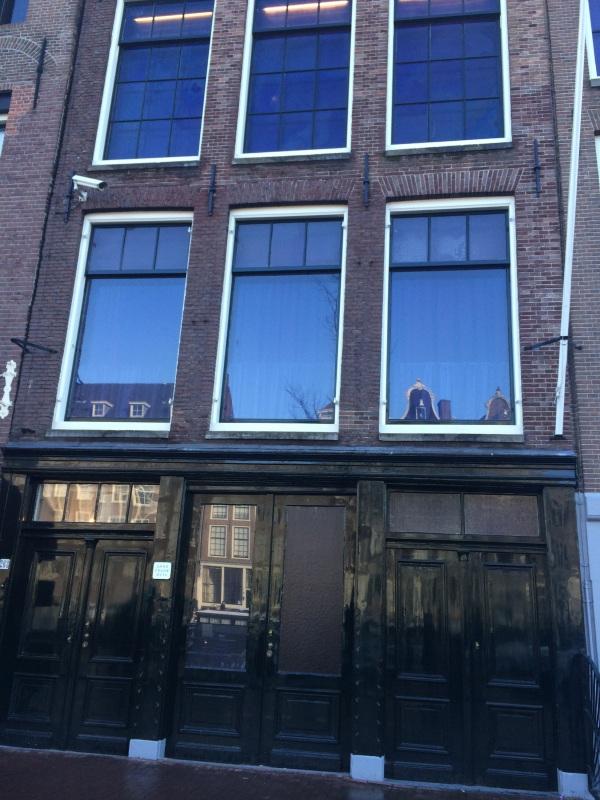 Anne Frank Museum Amsterdam - Mia Holt