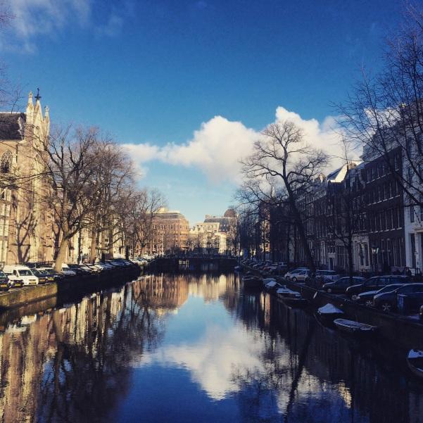 Amsterdam Mia Holt