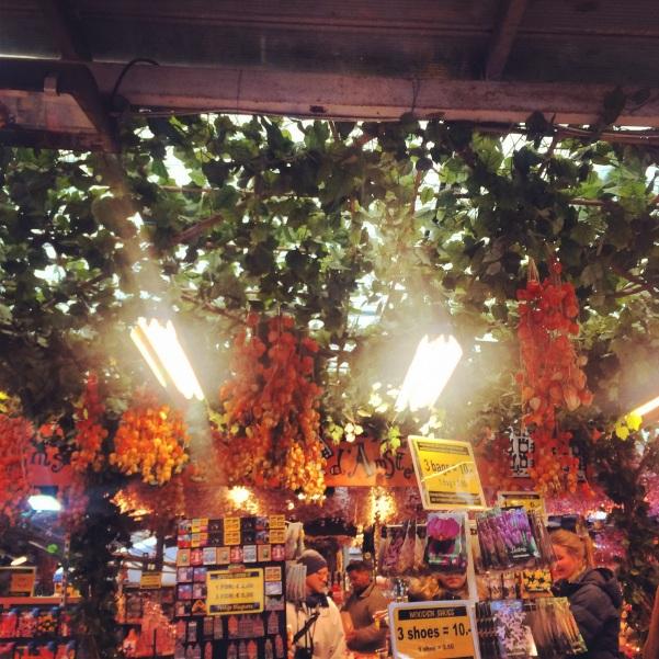 Flower market - Amsterdam Mia Holt