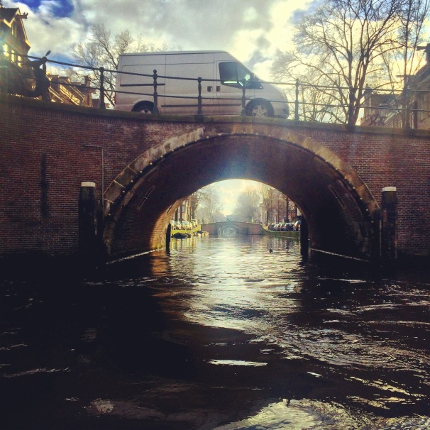 Canal trip Amsterdam - Mia Holt