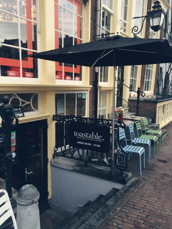 Toastable Amsterdam - Mia Holt