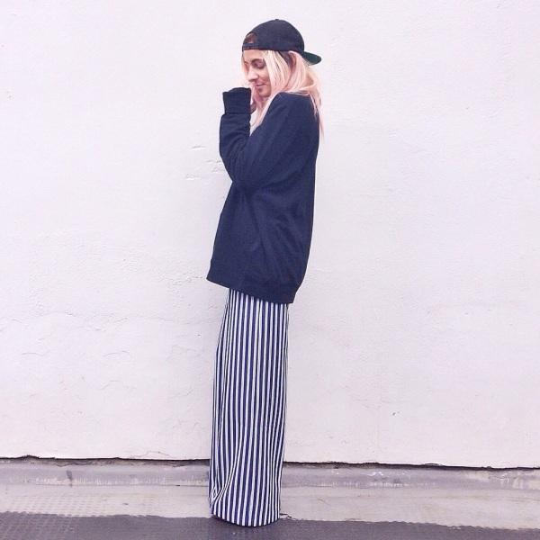 ASOS stylist Rachel Mae Tyson - Mia Holt